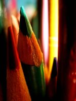 Colored Pencils 2 by BokehSmile