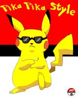 pika pika style by HOMICIDAL-TOASTER