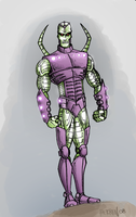 Brainiac - redesign by herrenmedia