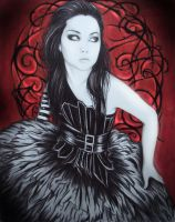 amy lee 2 by carlos0003