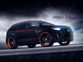 Ford Edge -Tunig Virtual by brucis21