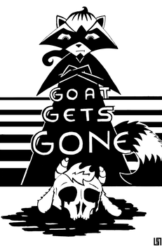 Goat Gets Gone by Djigallag
