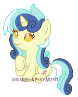 Request shipping foal for Mammarmiar by SugarMoonPonyArtist