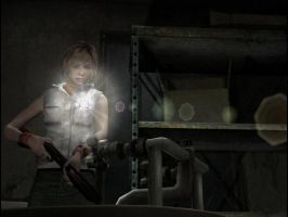 Silent Hill 3 - Not water... by Foxzone91