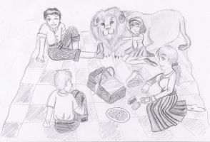 The Chronicles of Narnia by Mitsusuki