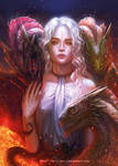 Game of Thrones: Daenerys by hart-coco