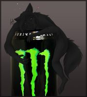 Monster by IndiWolfOnline