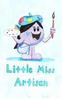 Little Miss Artisan by OddballArtist