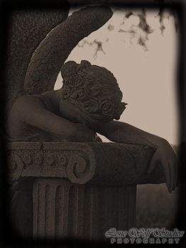 Sorrow III by KathyBerger