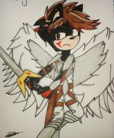 My Guardian Angel by Lalitia