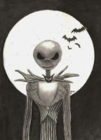 Jack Skellington by LittleKidd