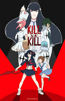 Kill La Kill by rikarai