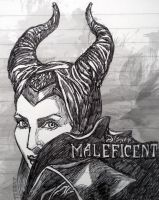 Maleficent by Terra7