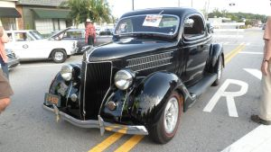 '36 Ford Coupe by hankypanky68