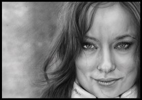 Olivia Wilde by fishglow