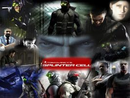Splinter Cell Conviction 3 by PhobosBFG