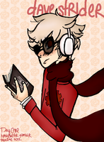 Day One: Dave Strider by Lynx-AwesomeAsToast
