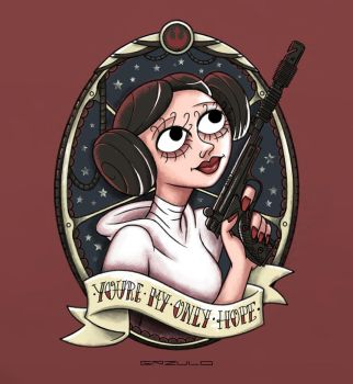 You are my only hope by Tonquez
