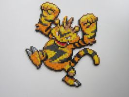 Electabuzz by 8-BitBeadsStudio