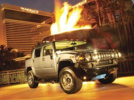 H2 Hummer by TheCarloos