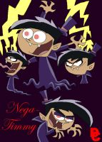 Tribute to Nega-Timmy by xxGoosebumpsxx