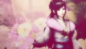 Oichi PSP wallpaper 3 by QiaoFather