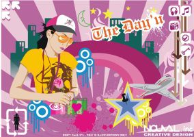 the DAY'U by inumocca