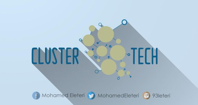 Cluster Tech Logo by 93leteri