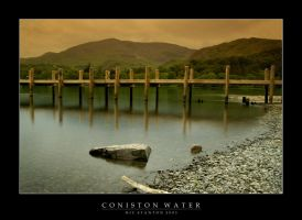 Coniston Water by Whippeh