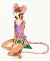 The problem with skirts by mouseymachinations