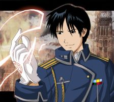 Roy Mustang by insomniacvampire