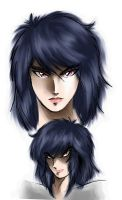 Romina_-_faces by R-Wolverine