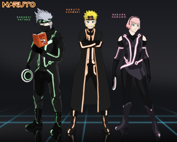Team Kakashi by Mixermike622