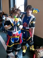 Two Soras Meet by STARSMember930