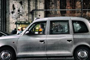 London Taxi by cahilus