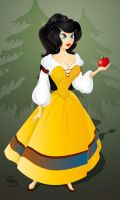 Snow white by yvaine2010