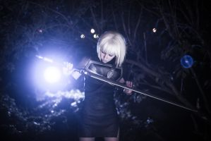Clare - Claymore by Crona94