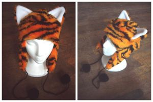 Tiger Hat... rawr... by VesteNotus