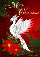 Christmas Phoenix Style by SamuelDesigns