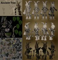 Ancient Tree - Concept by iemersonrosa