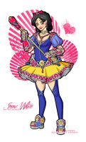 Disney Magical Girl - Snow White by van-etheran