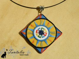 Pendant Emblem of Feanor ver.2 by Tantalia