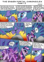 The Ender portal Chronicles Part 2 by CIRILIKO