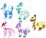 10 Point Adopts by Kamemeo