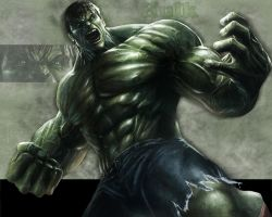 Wallpaper - Hulk by LordSlayer