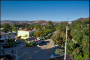Miniature of SLO Train Station by iFix