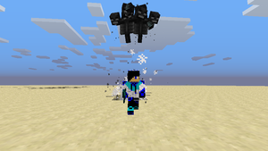 Being chased by wither team! by Cowboypilot-MC