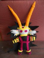 Condesce Plushie by ashe-the-hedgehog