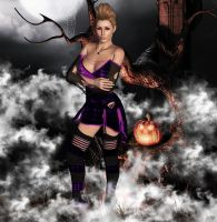 Trick or Treat 2 by crenderIT