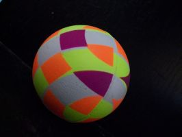 Bouncy Ball I by DominosAreFalling